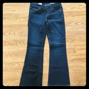 Gap 1969 Perfect Boot jeans 26S